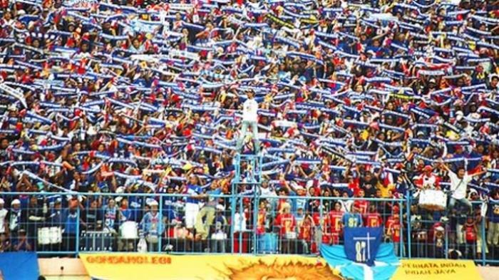 Sanksi Komdis PSSI Buat Arema FC dan Persebaya di Liga 1 2018, Aremania: Tidak Adil