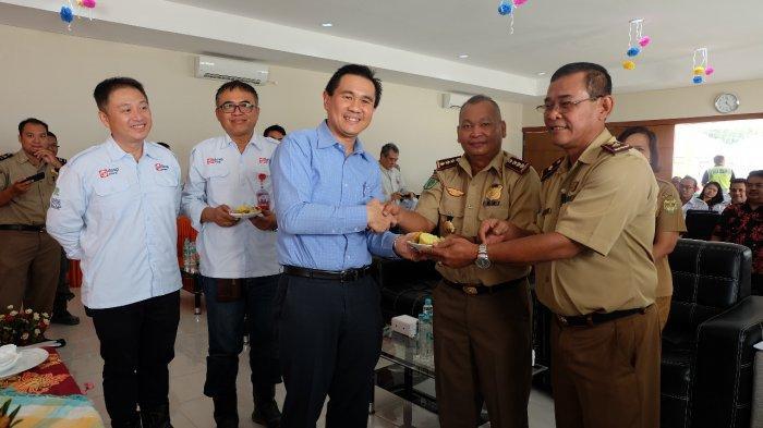 5 Juta Jam Kerja Tanpa Kecelakaan Kerja, PT SKS Listrik Kalimantan Adakan Acara Syukuran