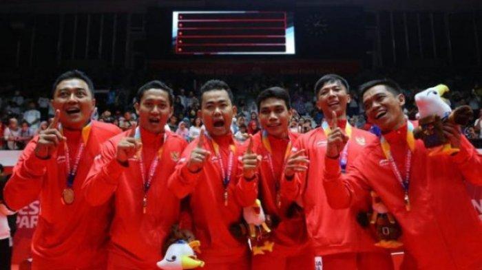 Indonesia Turun ke Peringkat 5, Digeser Korea Selatan dan Hong Kong di Asian Para Games 2018