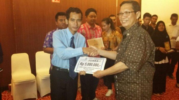 Debat Konstitusi, Tim IAIN Palangkaraya Wakili Kalteng ke Tingkat Nasional
