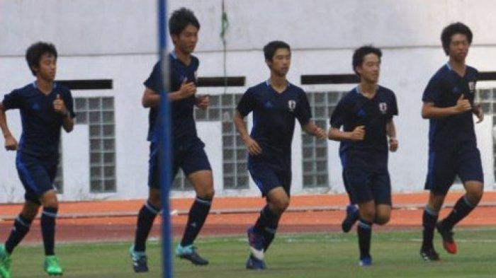 Parah! Jepang Cukur Habis Guam 20-0, Begini Komentar Netizen