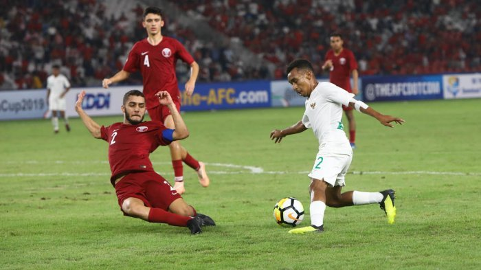 Gagal Comeback, Todd Rivaldo Ferre dkk Kalah Dramatis 5-6 Qatar vs Timnas U-19 Indonesia