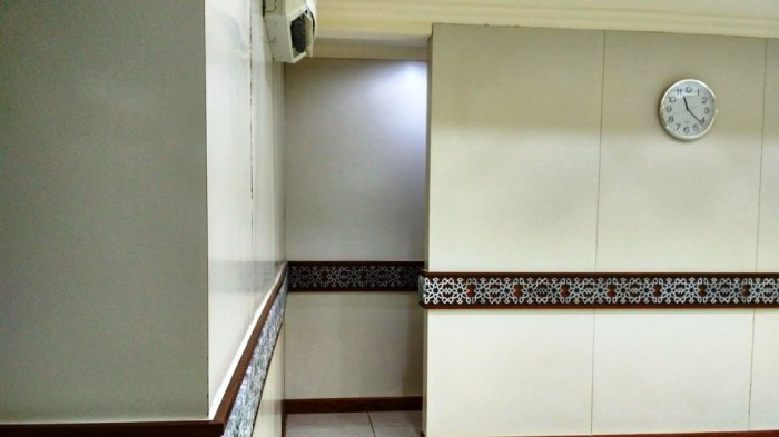 Wow, Ini Spesifikasi Toilet Khusus Bagi Raja Salman di Masjid Istiqlal