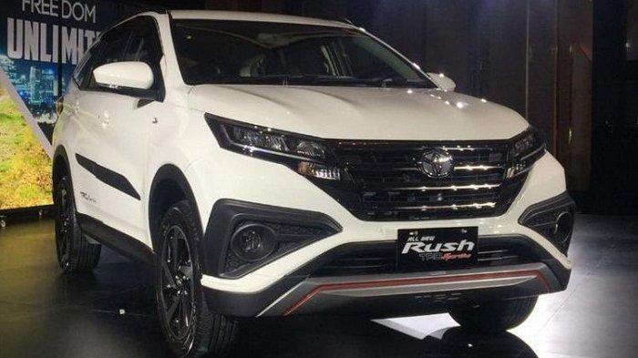 Toyota Rush Buatan Indonesia Rambah 50 Negara
