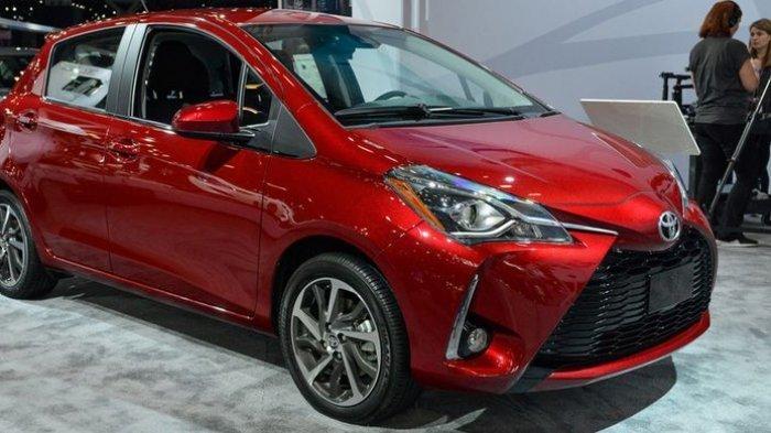 Tampilan Lebih Berani, Inilah Penampakan Toyota Yaris Terbaru