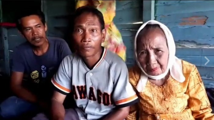 Bujang Asal Gambut yang Menikahi Nenek 78 Tahun di HSU Ternyata Suami ke-21! Begini Kisahnya