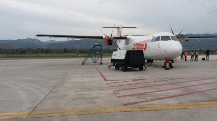 Pesawat Wings Tujuan Batulicin Sempat Kembali Ke Apron, Ternyata Ini yang Terjadi