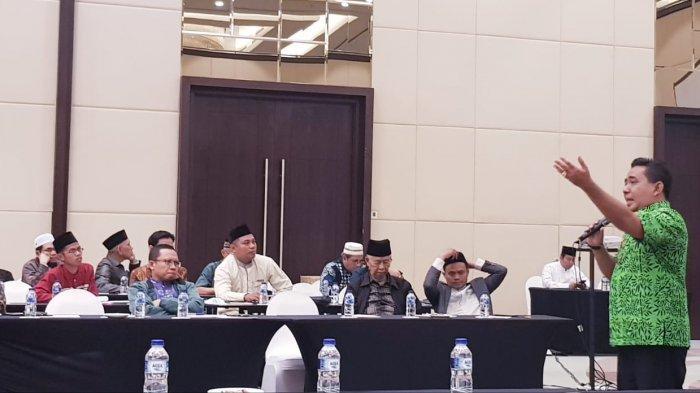Akademisi IAIN Palangkaraya Jadi Pembicara di Konferensi Fatwa MUI