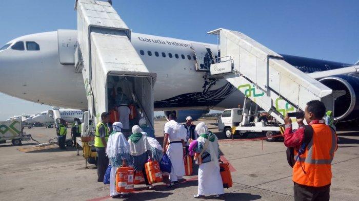 Delay Lebih dari 11 Jam, JCH Keloter 10 Asal Kalteng Akhirnya Terbang ke Jeddah