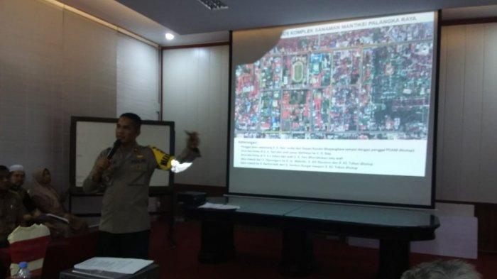 Tablik Akbar Habib Umar Bin Hafidz di Palangkaraya, Jalur Ini Bakal Ditutup Total bagi Kendaraan