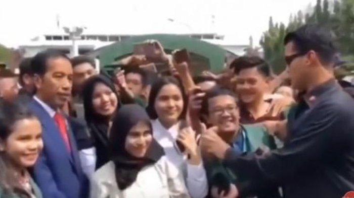 Viral Video Paspampres Tekuk Jari Warga di Media Sosial, Ini Sebenarnya yang Terjadi