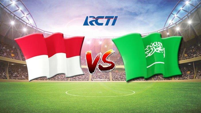 Live Streaming Timnas U-19 Indonesia vs Arab Saudi, Siaran Langsung RCTI Mulai 15.00 WIB