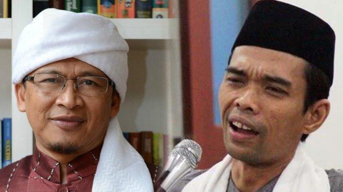 Ustaz Abdul Somad Batalkan Ceramah Karena Dugaan Intimidasi, Ini Reaksi Aa Gym
