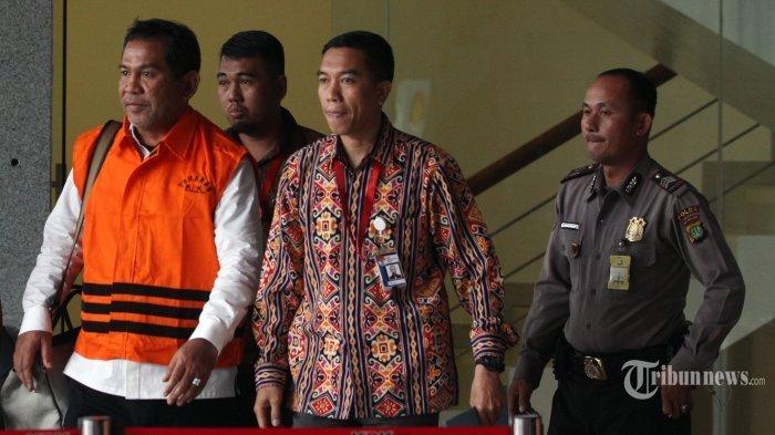 Ditemui Wagub di Tahanan, Ini Pesan Bupati HST Abdul Latif kepada Warga