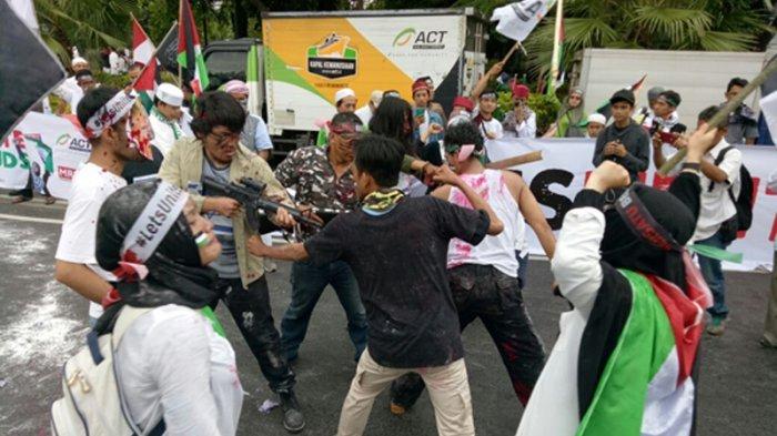 Bersama 70 Ormas MUI, KH Maruf Amin Serukan Boikot Amerika dan Pengusiran Dubes di Jakarta