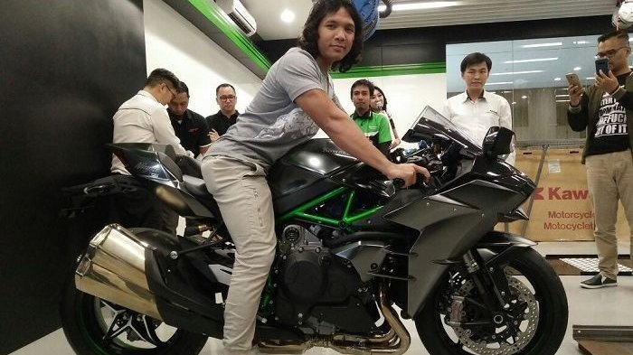 Satu-Satunya di Indonesia, Pemilik Kawasaki H2 Carbon Ini Ternyata Pengusaha Asal Kalimantan