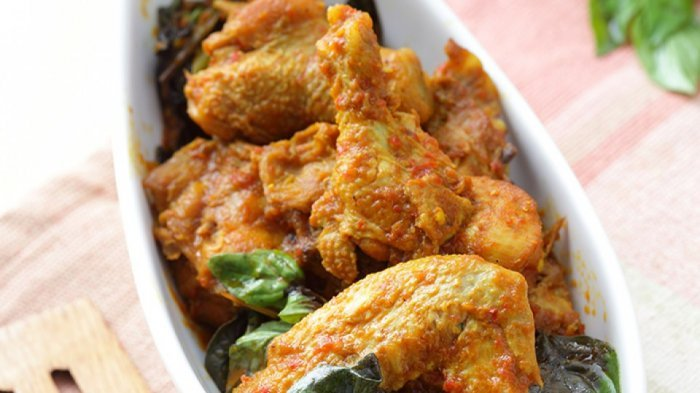 Ayam Kemangi, Resepi Ayam Goreng Sedap nan Aromatik