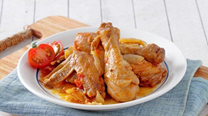 Mulai Besok Libur Panjang, Coba Resep Ayam Masak Mentega Tomat