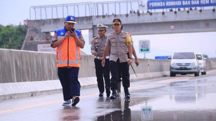 Banjir Besar Landa Kabupaten Madiun, Begini Kondisi Terkini Tol Surabaya-Surakarta yang Terendam