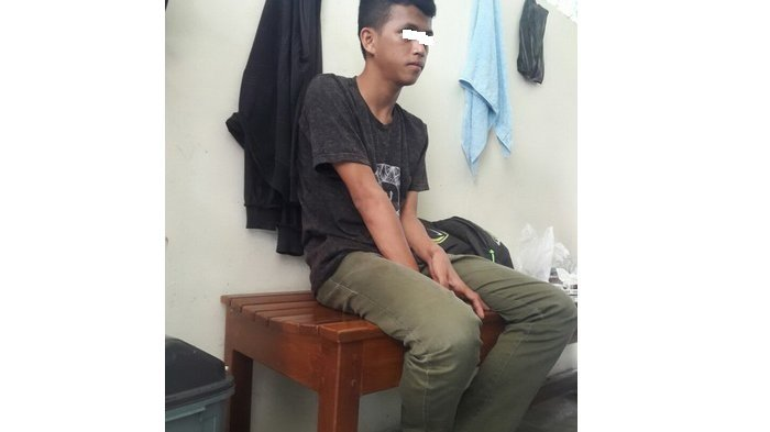 Tertangkap di Balikpapan, Aksi Bocah Pelaku Begal di Makassar Ini Mengerikan!