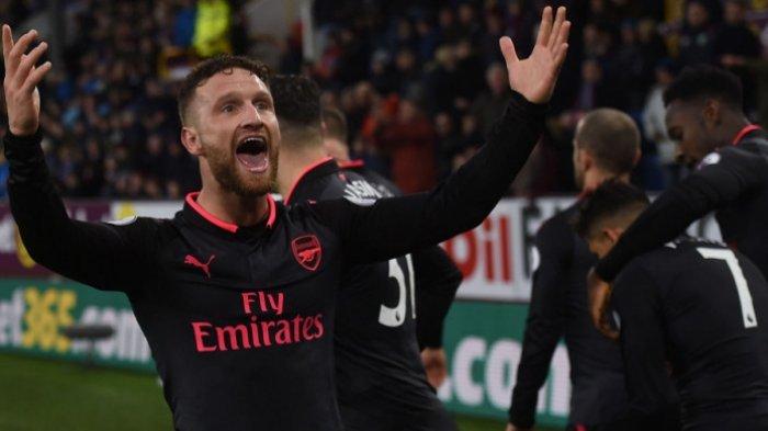 Arsenal Didaulat Sebagai Raja London Setelah Tekuk Crystal Palace