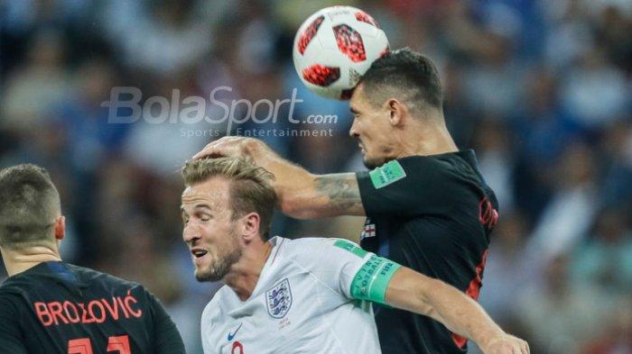 Sakit Hati, Media Inggris Ingin Kroasia Didiskualifikasi dari Piala Dunia 2018