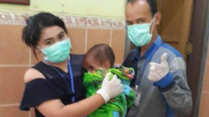 Miris! Dirawat karena Busung Lapar, Lalu Ditinggal Sendirian Oleh Sang Ayah di Rumah Sakit