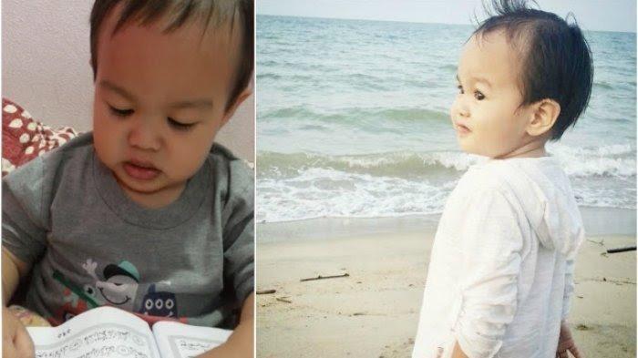 Subhanallah! Bocah Dua Tahun Ini Hafal 42 Surah Alquran, Merinding Mendengar Bacaannya