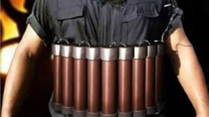 Arab Saudi Lumpuhkan Pria Berompi Bom Setelah Baku Tembak