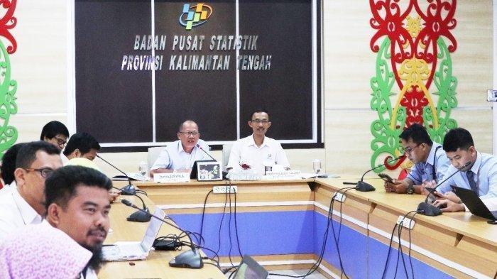 Palangkaraya dan Sampit Alami Inflasi Tertinggi Keenam Nasional, Ini yang Mempengaruhinya