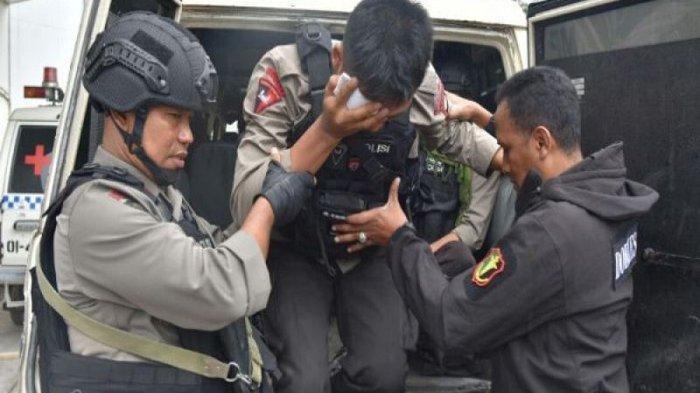 Baku Tembak Anggota Brimob Vs KKB di Nduga Papua, 1 Anggota Gugur 2 Lainnya Terluka