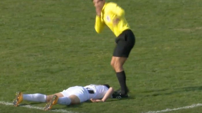 VIDEO: Kejang-kejang, Pemain Bola Asal Kroasia Lalu Terkapar dan Meninggal di Lapangan
