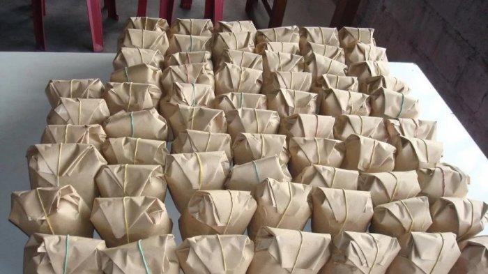 Biasa Dijadikan Pembungkus Nasi, Ternyata Kertas Cokelat Ini Punya Bahaya Bagi Kesehatan