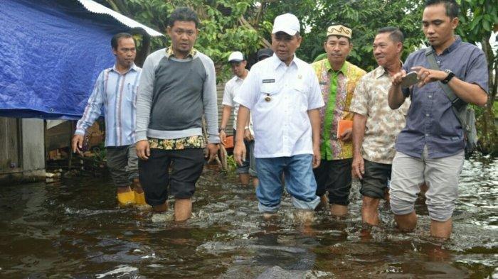 Bupati Kapuas Tetapkan Status Siaga Bencana, Warga di Daerah Ini Patut Waspada