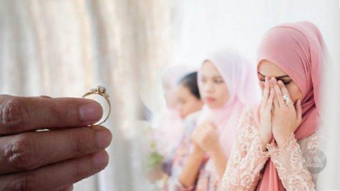 Subhanallah! Suami Nikah Lagi, Begini Istri Solehah Ini kepada Madunya Setelah Suaminya Meninggal