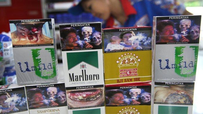 Tarif Cukai Tembakau Naik 10 Persen, Berikut Daftar Harga Terbaru Rokok di Pasaran