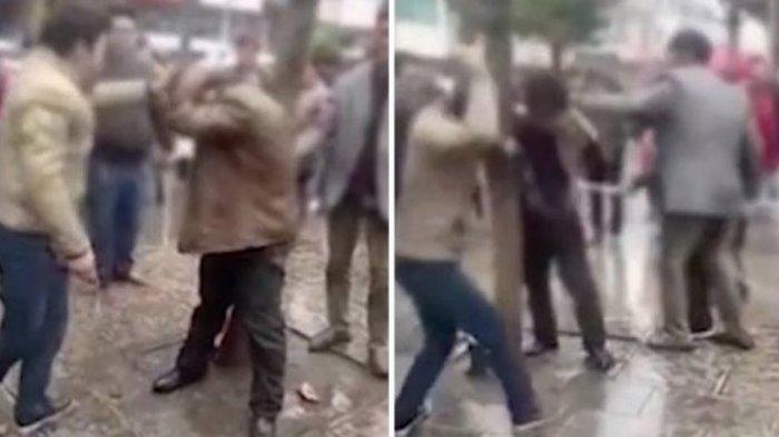 VIDEO: Pria Beristri Ini Kena Batunya Saat Hendak Temui Selingkuhannya