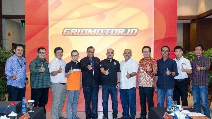 Diskusi & Launching Gridmotor.id Berlangsung Seru, Ulas Tantangan Serta Strategi Penjualan Motor