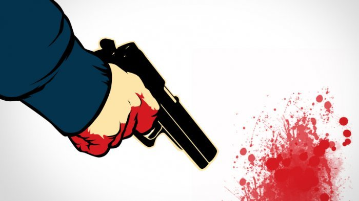 Ditodong Golok dan Senpi Rakitan, Polisi Tembak Mati 2 Pencuri Uang Bermodus Pecah Ban