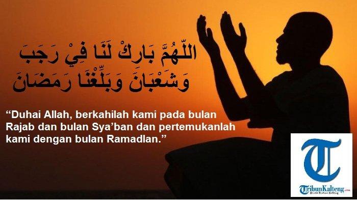 Minggu 7 April 2019 Hari Pertama Bulan Syaban 1440 Hijriyah, Simak Niat dan Keutamaan Puasa Sunah