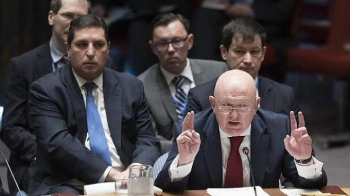 Rusia Keluarkan Resolusi Kutuk Serangan AS dan Sekutunya ke Suriah, Dewan Keamanan PBB Menolak