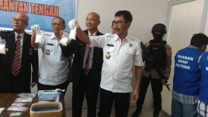Narkoba Dikirim Lewat Jalur Darat, Jaringan Malaysia Bisa Kirim Sabu Berkilo-kilo