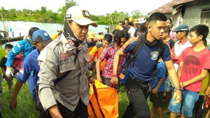 9 Jam Setelah Tenggelam, Tomy Ditemukan Dalam Kondisi Tewas