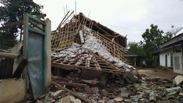 2 WNA Asal Malaysia Tewas, Ini Penjelasan Gubernur NTB Soal Gempa Bumi di Lombok Timur