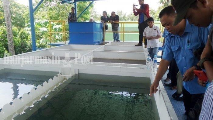 Targetkan Rp 1 Miliar dari Pajak Air Permukaan, Ini yang Dilakukan Pemrpov Kalteng