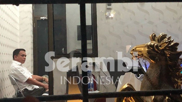 Sebelum Ditangkap, Gubernur Aceh Sempat Pamit Mau Ngopi Bersama Teman