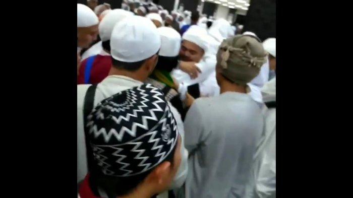 Video Habib Rezieq Bersiap Meninggalkan Arab Saudi Beredar