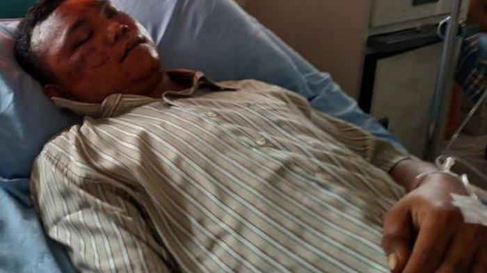 Dipaksa Mengaku Perkosa Bidan, Haris Alami Luka Bonyok di Tubuhnya