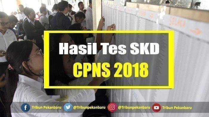 Hasil Tes SKD Kemenristekdikti, Cek Jadwal dan Bocoran Soal Tes SKB CPNS 2018 di Sini
