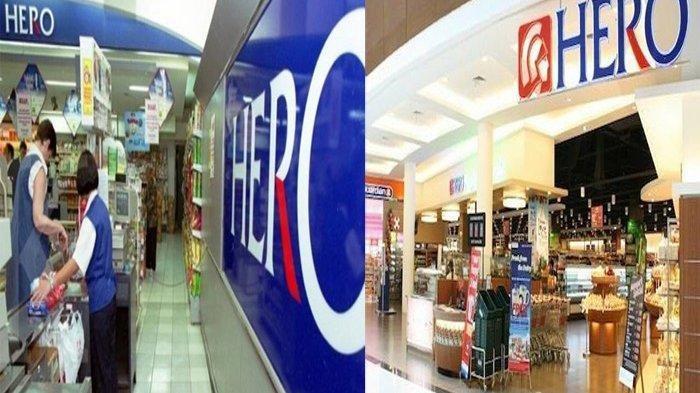 Hero Supermarket Tutup 26 Gerai dan PHK 523 Karyawan